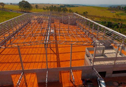 Galpão Pré-Fabricado